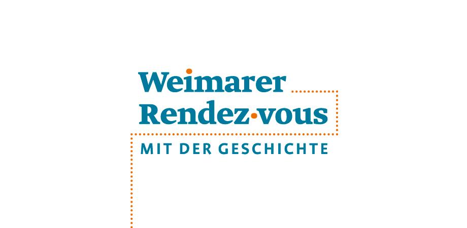 Weimarer Rendez·vous mit der Geschichte · Neues Erscheinungsbild 2021 · Goldwiege