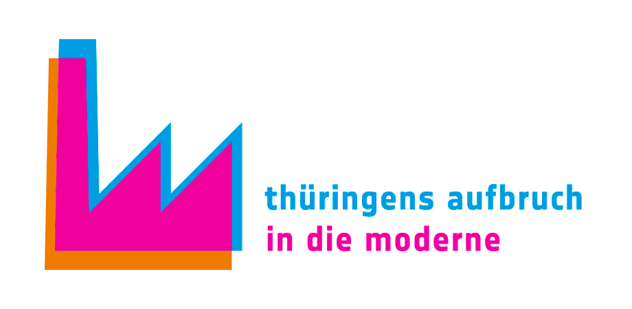 Thüringens Aufbruch in die Moderne · Dachmarke · 2018 Goldwiege