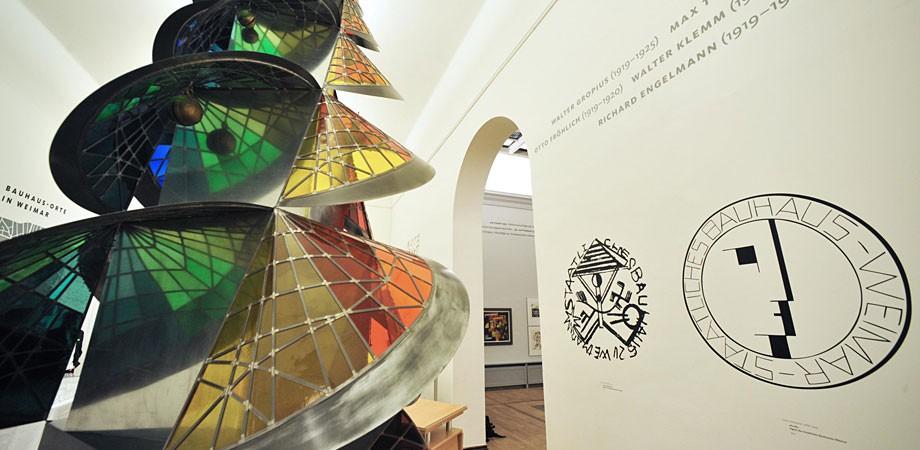 Das Bauhaus kommt aus Weimar – Ständige Ausstellung