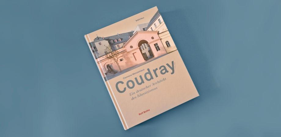 Coudray – Ein deutscher Architekt des Klassizismus – Buch 640 Seiten