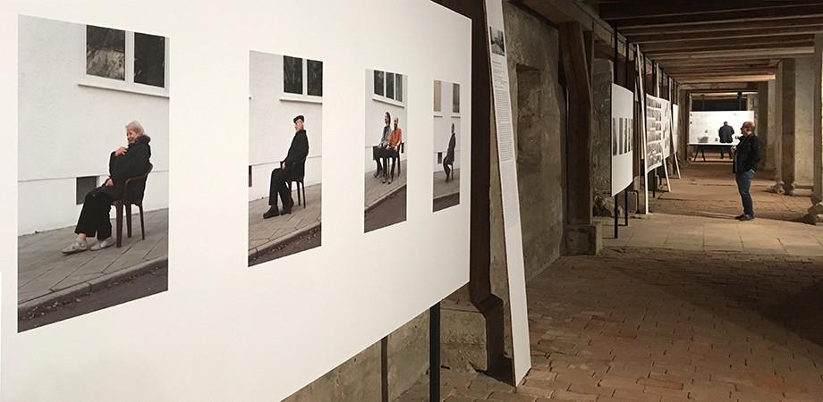 Erfurt/Haifa · Ausstellung in der Peterskirche 2018 · Goldwiege