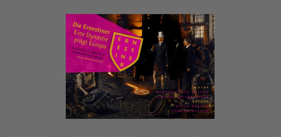 Goldwiege – Wettbewerbe ohne Zuschlag 2014 – Die Ernestiner Landesausstellung Thüringen 2016