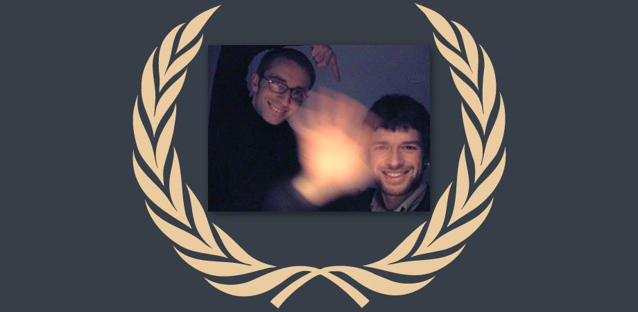 Markus Goldammer und Philipp Wiegandt starten Goldwiege