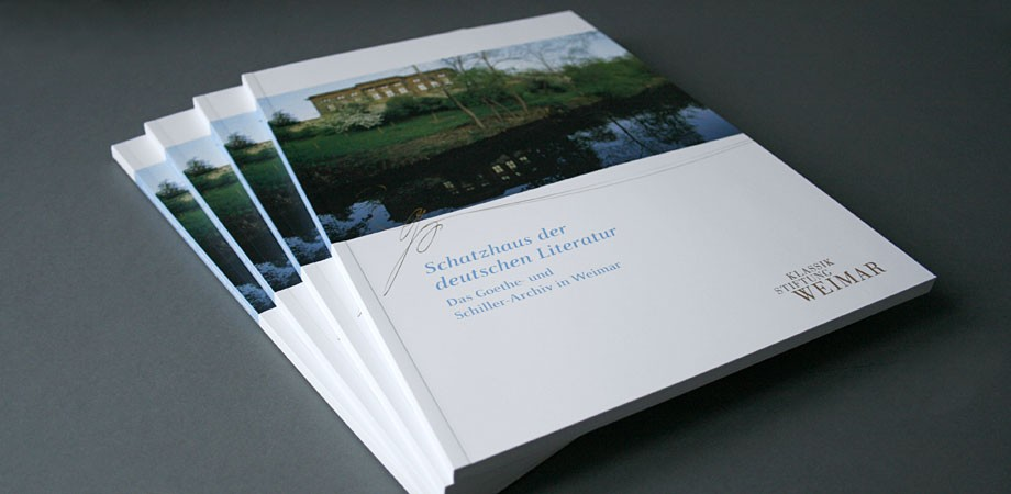 Hefte zum Goethe Schiller Archiv