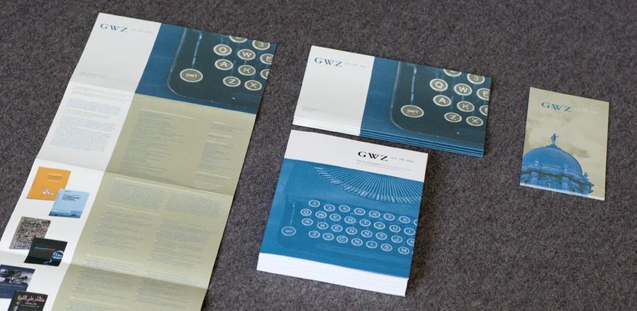 GWZ Berlin Printprodukte2011