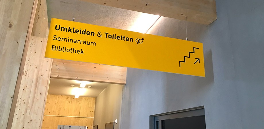 SEIL BOULDER SPASS in der Kletterhalle Weimar – Corporate Design
