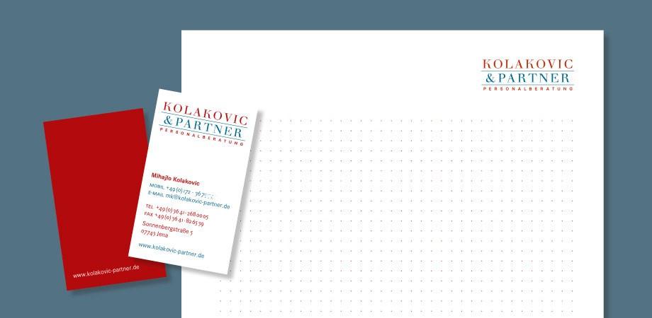 Kolakovic & Partner – Erscheinungsbild