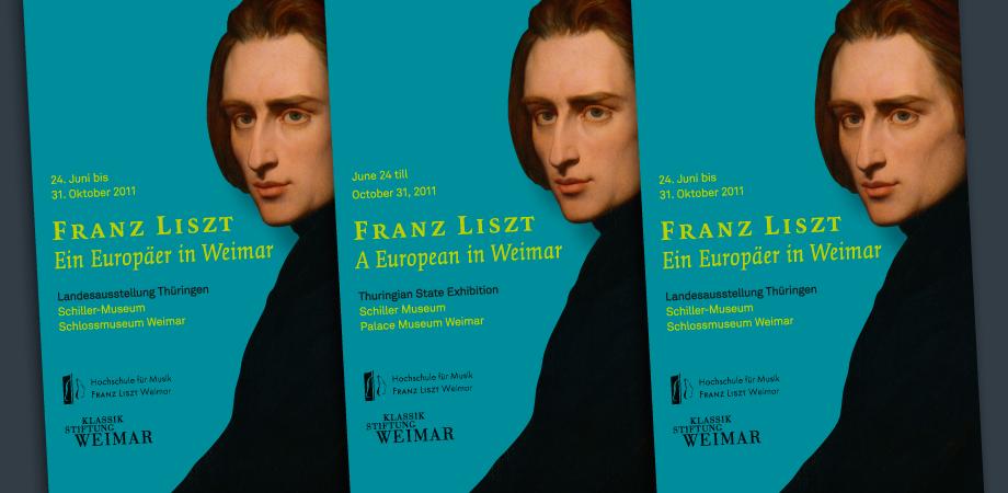 Franz Liszt – Ein Europäer in Weimar – Landesausstellung 2011