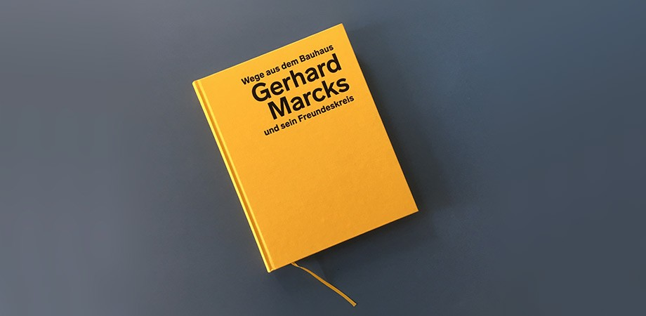 Marcks und sein Freundeskreis · Katalog 2017