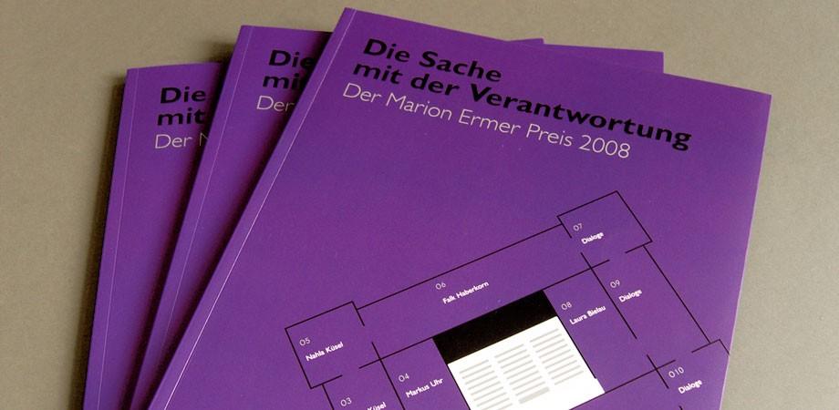 Der Marion Ermer Preis 2008