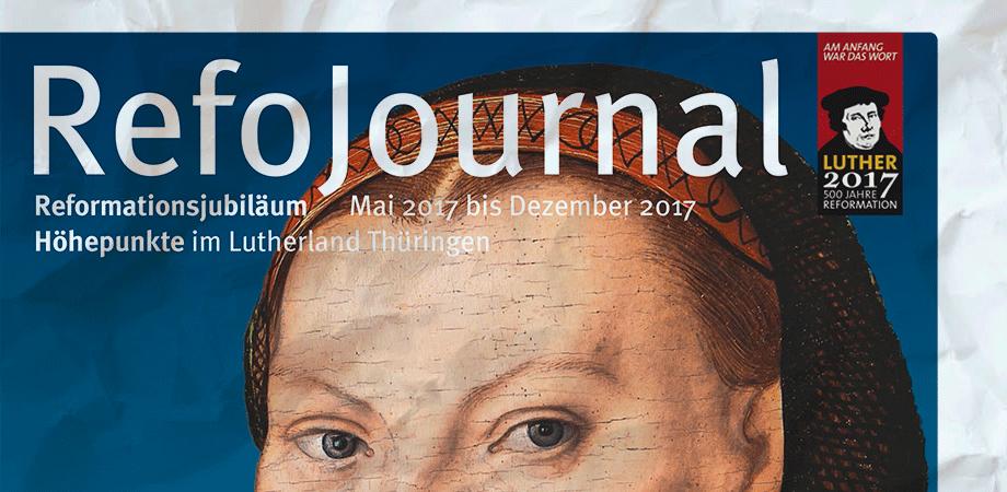 RefoJournal Staatskanzlei Thüringen · Ausgabe 2 2017