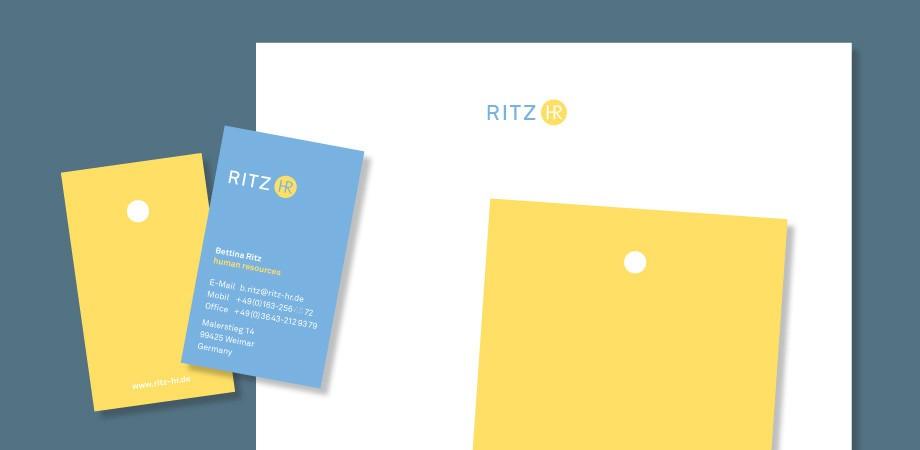 RITZ HR – Erscheinungsbild