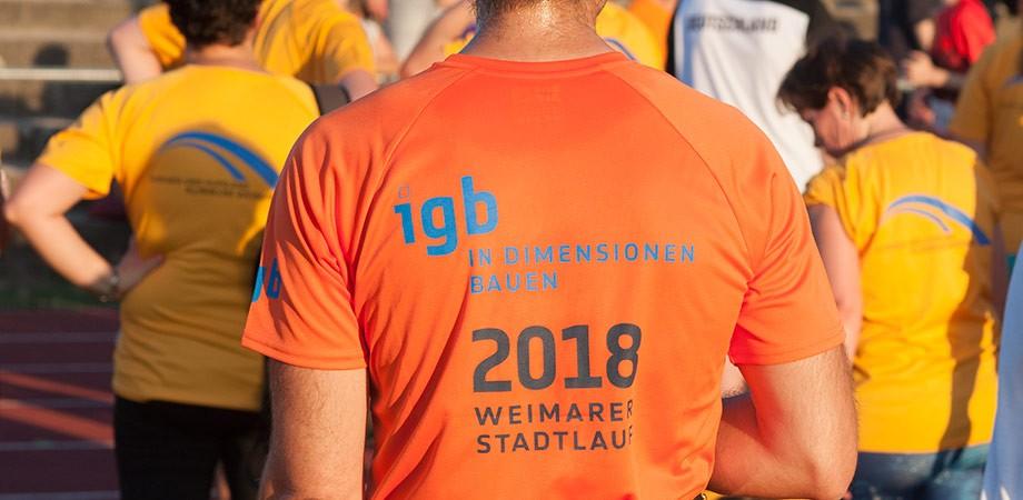 Stadtlauf Weimar 2018