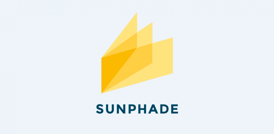 Sunphade Corporate Design by Goldwiege 2018