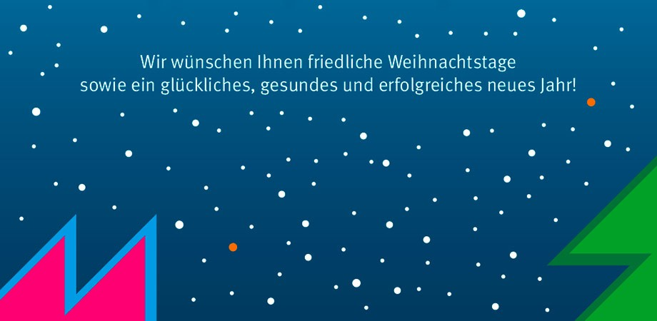 Neujahrskarte 2017/18 der Thüringer Staatskanzlei